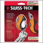 Swiss Tech Carabiner Knife