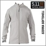 Áo 5.11 Sierra Softshell Steam